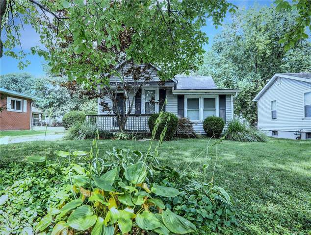 106 White Street, Troy, IL 62294 (#20068256) :: Hartmann Realtors Inc.