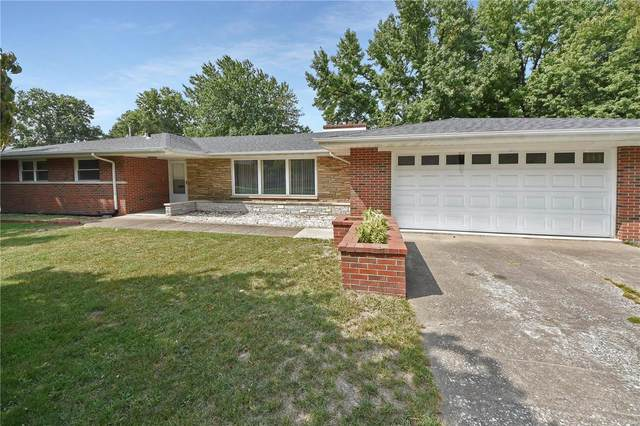 301 Louise Drive, Collinsville, IL 62234 (#20068272) :: Clarity Street Realty