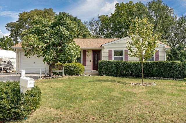 30 Woodfork Court, Maryland Heights, MO 63043 (#20068289) :: The Becky O'Neill Power Home Selling Team