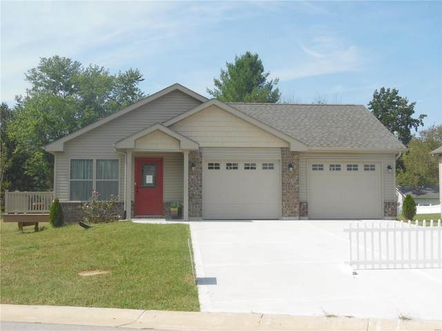 753 Lake Cottage Court, Villa Ridge, MO 63089 (#20068343) :: Parson Realty Group
