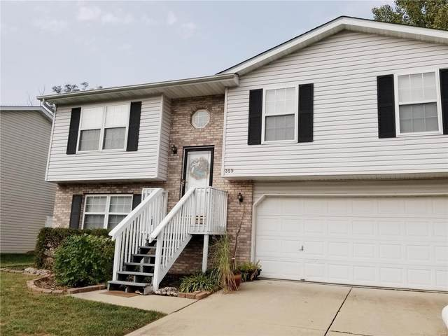 359 Sweetwater Lane, O'Fallon, IL 62269 (#20068350) :: The Becky O'Neill Power Home Selling Team