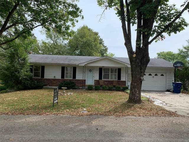 102 Exit Street, Marble Hill, MO 63764 (#20068379) :: Peter Lu Team