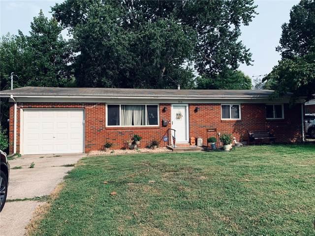 914 Vivian Street, Collinsville, IL 62234 (#20068399) :: Hartmann Realtors Inc.
