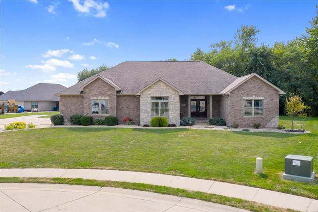 221 Deborah, New Baden, IL 62265 (#20068409) :: RE/MAX Vision