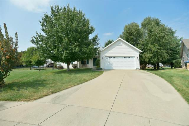202 Kenrick Drive, Columbia, IL 62236 (#20068417) :: Kelly Hager Group | TdD Premier Real Estate