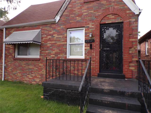 4717 Plover Avenue, St Louis, MO 63120 (MLS #20068457) :: Century 21 Prestige