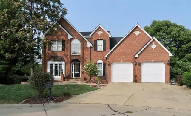 2724 Lakebridge Court, Maryville, IL 62062 (#20068476) :: Tarrant & Harman Real Estate and Auction Co.