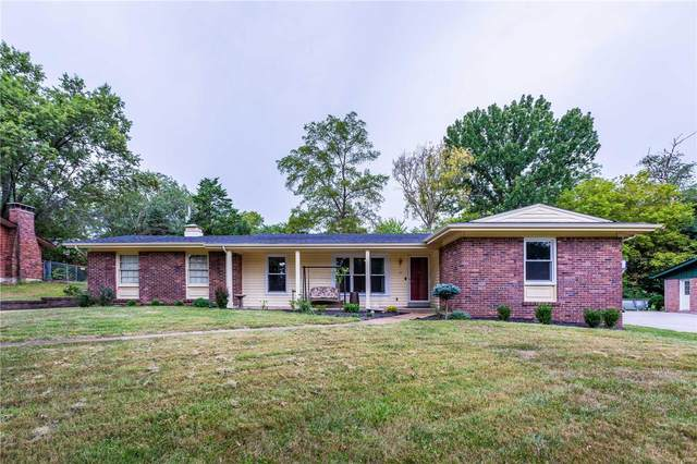 72 Morwood Lane, Creve Coeur, MO 63141 (#20068478) :: Clarity Street Realty