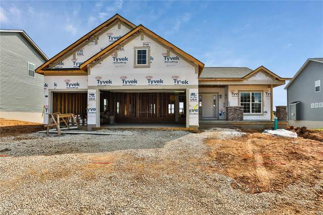 27 Wilmer Valley Court, Wentzville, MO 63385 (#20068486) :: The Becky O'Neill Power Home Selling Team