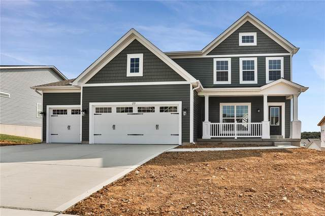 25 Wilmer Valley Court, Wentzville, MO 63385 (#20068502) :: The Becky O'Neill Power Home Selling Team