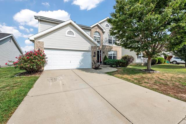 2944 Harvest Meadow Drive, Belleville, IL 62221 (#20068506) :: The Becky O'Neill Power Home Selling Team