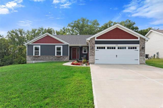 231 Cuivre Valley Drive, Troy, MO 63379 (#20068538) :: Parson Realty Group