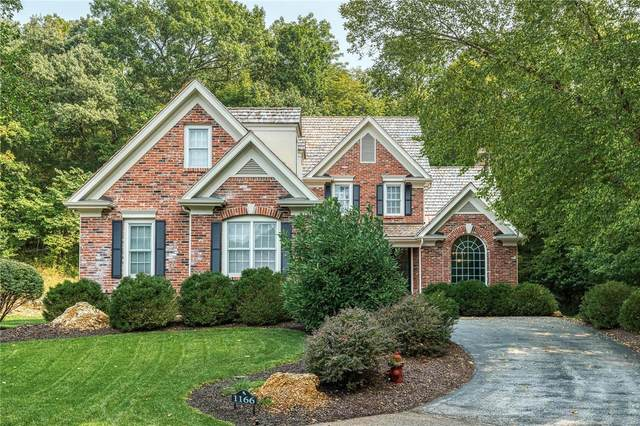 1166 Valley Vue Point, Saint Albans, MO 63073 (#20068555) :: Parson Realty Group