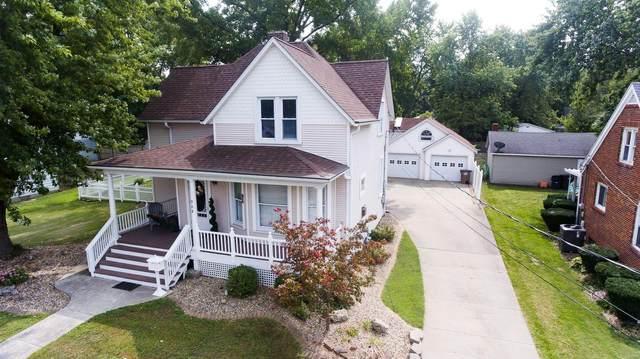 908 W Pearl Street, STAUNTON, IL 62088 (#20068596) :: Kelly Hager Group | TdD Premier Real Estate
