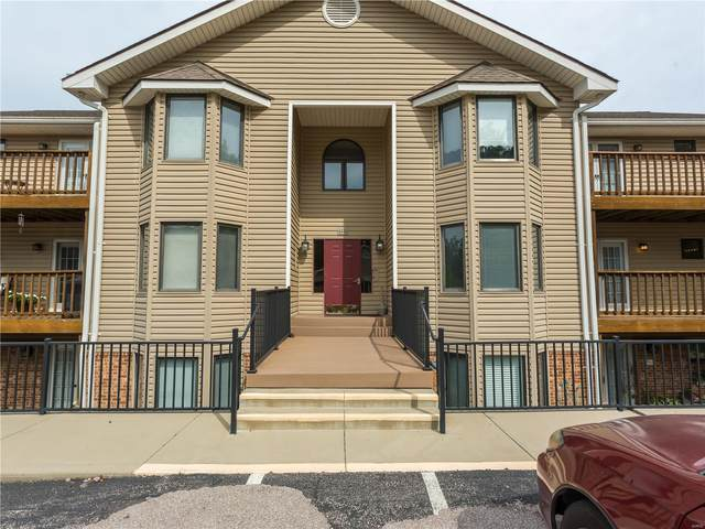 4501 Eli Drive H, St Louis, MO 63128 (#20068601) :: Clarity Street Realty