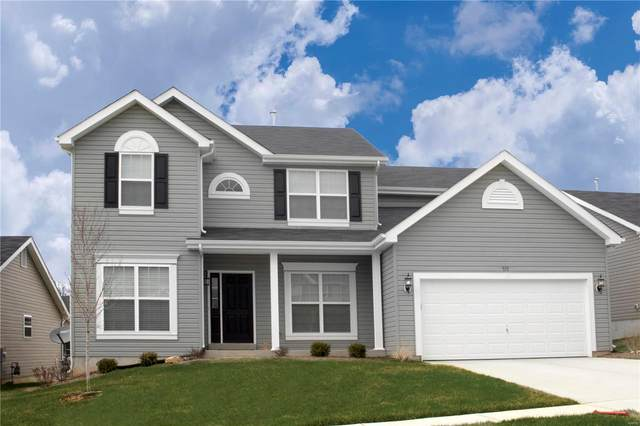 921 Crestwood Lane, O'Fallon, MO 63366 (#20068609) :: The Becky O'Neill Power Home Selling Team
