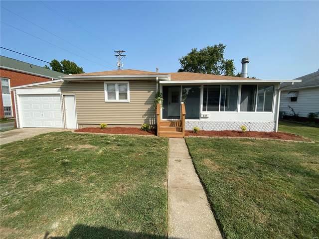 416 E Sherman Street, Bethalto, IL 62010 (#20068620) :: Kelly Hager Group | TdD Premier Real Estate