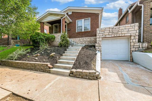 6024 Wanda Avenue, St Louis, MO 63116 (#20068635) :: Kelly Hager Group | TdD Premier Real Estate