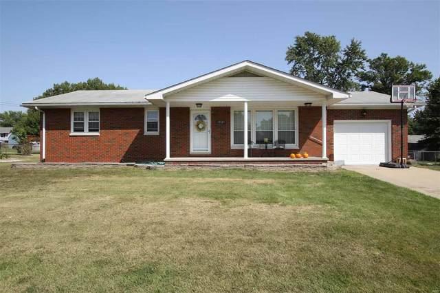 312 Mercury Drive, Godfrey, IL 62035 (#20068644) :: Walker Real Estate Team