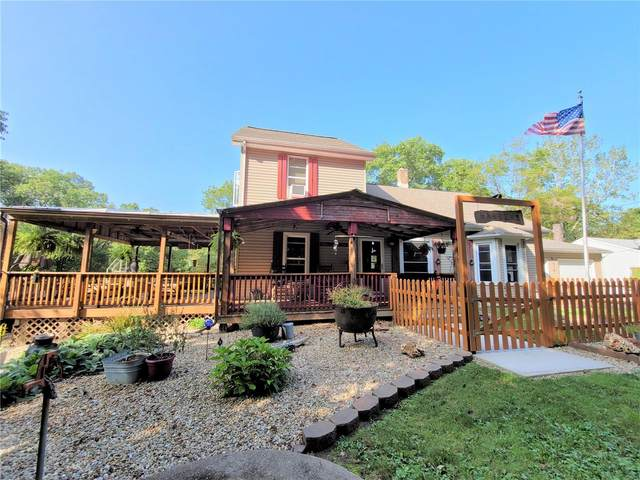 643 Hickory Street, Hillsboro, IL 62049 (#20068665) :: Kelly Hager Group | TdD Premier Real Estate