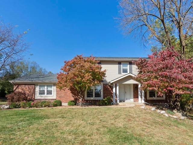12637 Conway Club Ct., Creve Coeur, MO 63141 (#20068697) :: St. Louis Finest Homes Realty Group