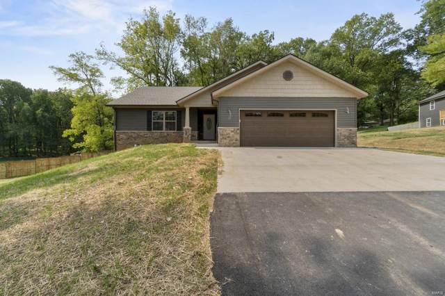 95 Edgewood Dr., Cape Girardeau, MO 63701 (#20068700) :: RE/MAX Professional Realty