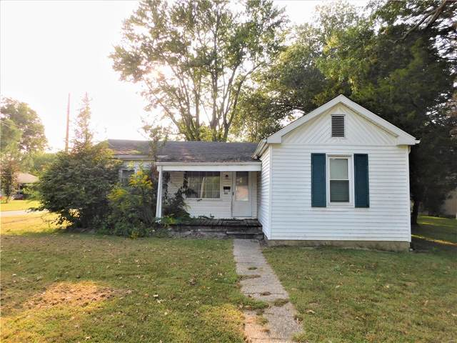 805 S 1st Street, BENTON, IL 62812 (#20068719) :: The Becky O'Neill Power Home Selling Team