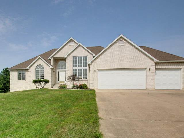 3316 Deerfield Rd, Hannibal, MO 63401 (#20068745) :: Parson Realty Group