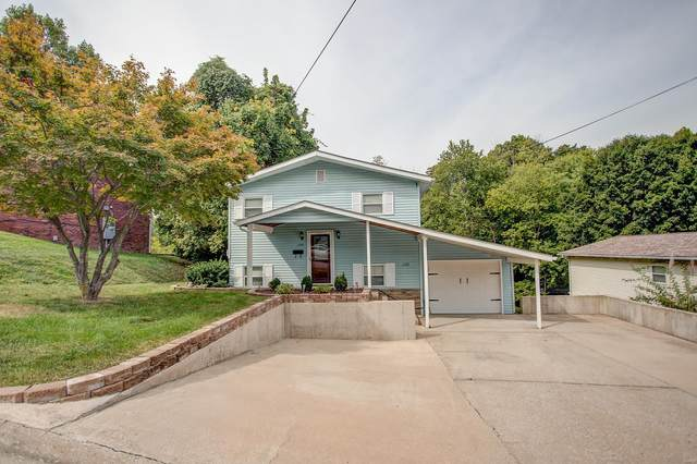 1155 Williams Street, Collinsville, IL 62234 (#20068766) :: Fusion Realty, LLC
