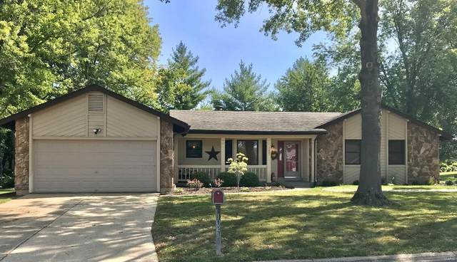 1021 Seine Drive, Lake St Louis, MO 63367 (#20068794) :: The Becky O'Neill Power Home Selling Team