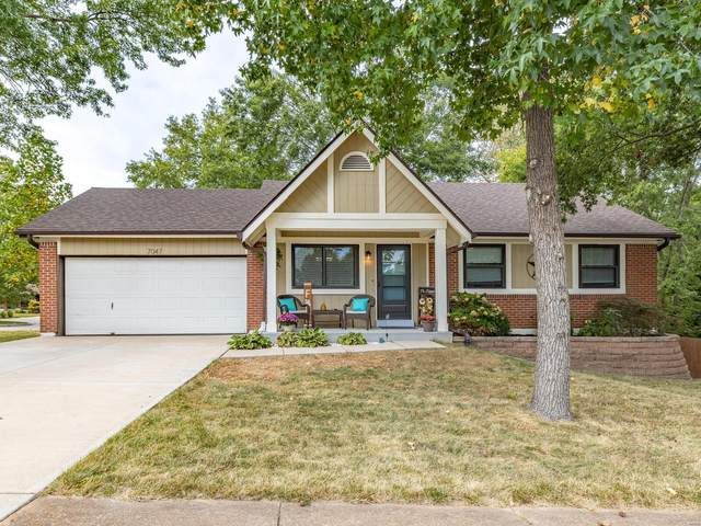 7047 Grassy Valley Drive, Unincorporated, MO 63129 (#20068845) :: Clarity Street Realty