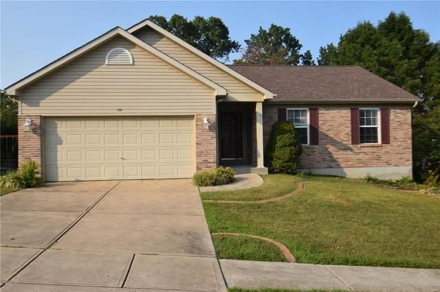 401 Keystone Drive, Fenton, MO 63026 (#20068868) :: Kelly Hager Group | TdD Premier Real Estate