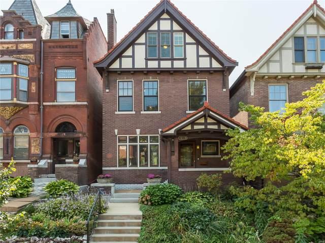 3648 Flad Avenue, St Louis, MO 63110 (#20068870) :: Hartmann Realtors Inc.