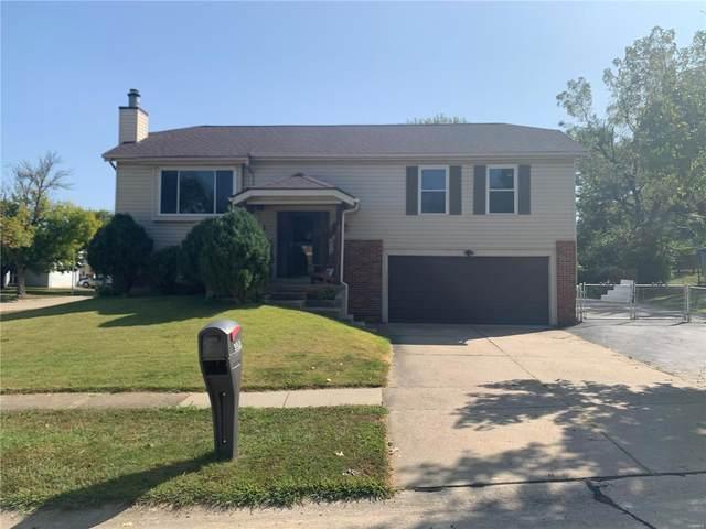 2282 Farnham Lane, Florissant, MO 63033 (#20068875) :: Matt Smith Real Estate Group