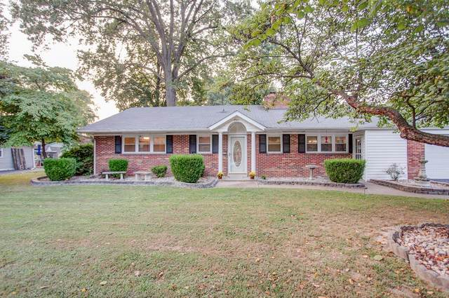 2005 E C Street, Belleville, IL 62221 (#20068876) :: The Becky O'Neill Power Home Selling Team