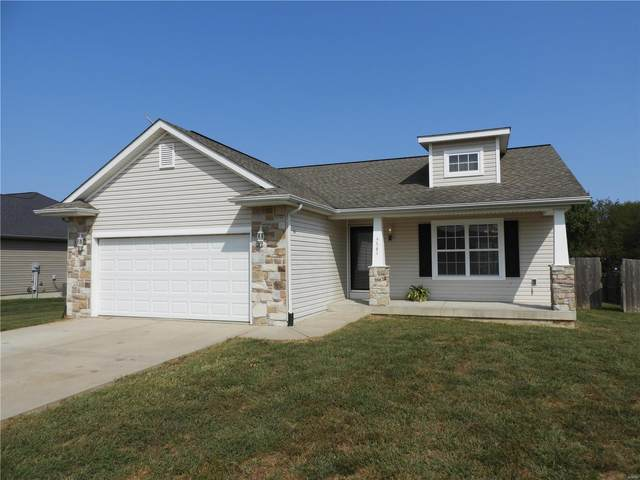5541 S Woods Manor Drive, Smithton, IL 62285 (#20068898) :: Kelly Hager Group | TdD Premier Real Estate