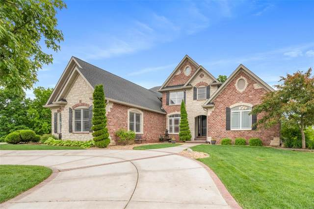 44 Gateview Court, Wentzville, MO 63385 (#20068908) :: Clarity Street Realty