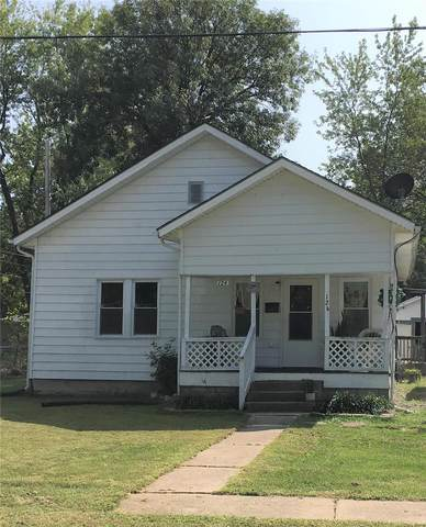 124 W Burnett, Centralia, MO 65240 (#20068910) :: Parson Realty Group