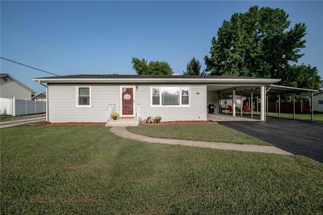 271 Sharp Street, BECKEMEYER, IL 62219 (#20068911) :: Clarity Street Realty