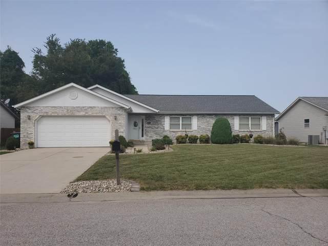 325 Erin Drive, Fairview Heights, IL 62208 (#20068916) :: Hartmann Realtors Inc.