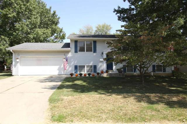 4801 Snow White Terr, Alton, IL 62002 (#20068922) :: Matt Smith Real Estate Group