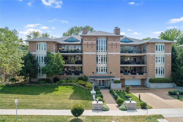 7310 Forsyth Boulevard #104, St Louis, MO 63105 (#20068936) :: The Becky O'Neill Power Home Selling Team