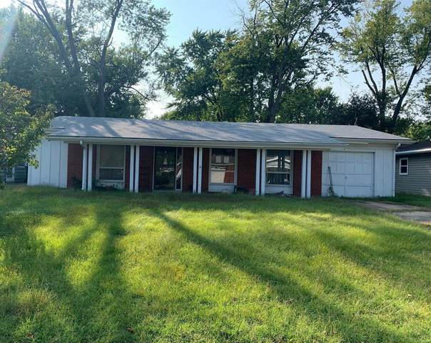 206 Mcknight Road, Fairview Heights, IL 62208 (#20068939) :: Parson Realty Group