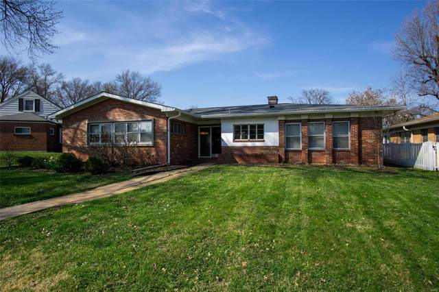 8133 Tulane Avenue, St Louis, MO 63130 (#20068974) :: The Becky O'Neill Power Home Selling Team