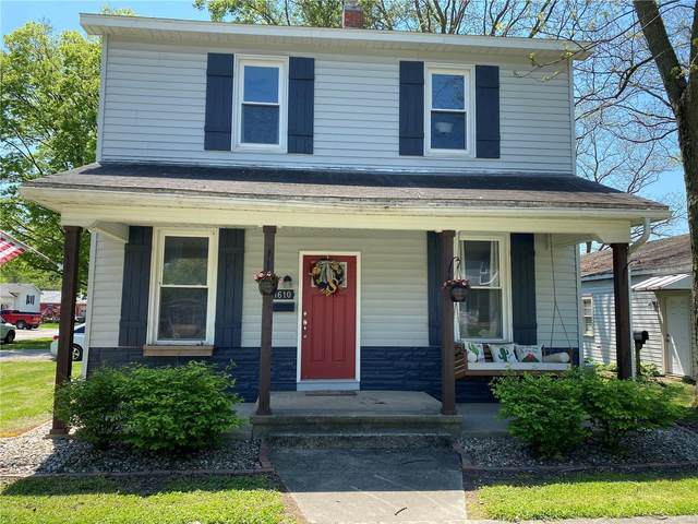 1610 Franklin, CARLYLE, IL 62231 (#20069046) :: Parson Realty Group