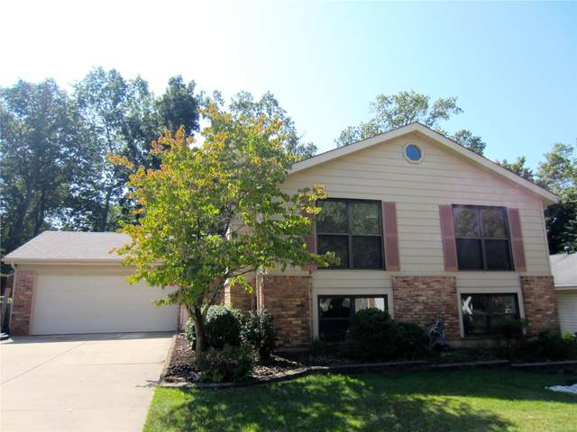 7263 Emerald Forest, St Louis, MO 63129 (#20069093) :: Clarity Street Realty