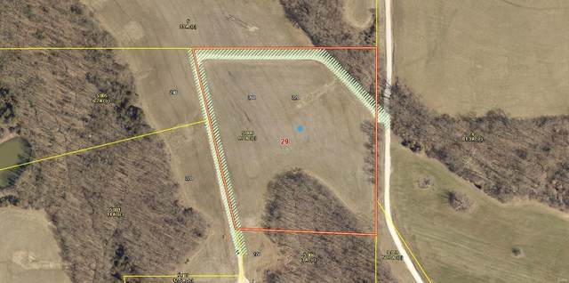 0 9.31 Acres Sycamore Lane, Winfield, MO 63389 (#20069095) :: The Becky O'Neill Power Home Selling Team