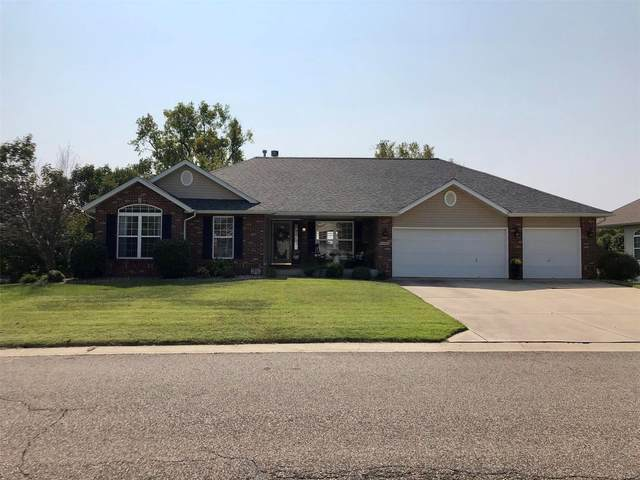7401 Stonebridge, Maryville, IL 62062 (#20069114) :: Matt Smith Real Estate Group