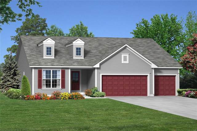 0 Porter 4 Bdr Ranch, Wentzville, MO 63385 (#20069126) :: Parson Realty Group