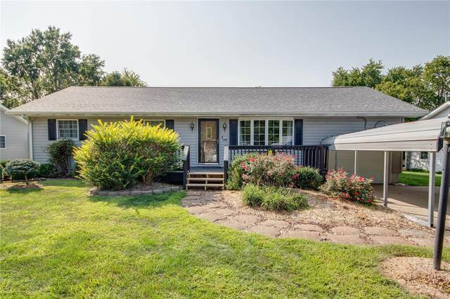 214 N Lincoln Street, BUNKER HILL, IL 62014 (#20069132) :: Tarrant & Harman Real Estate and Auction Co.